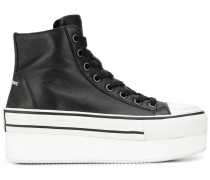 'Jess' High-Top-Sneakers mit Plateau
