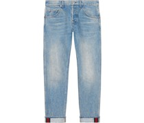 Jeans mit Umschlag - Unavailable