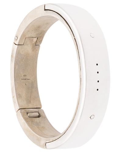 'Sistema' Armband aus Silber