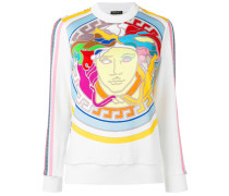 - Sweatshirt mit Medusa-Print - women
