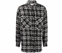 Hemd aus Tweed