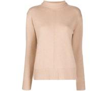 Pullover mit Nahtdetail