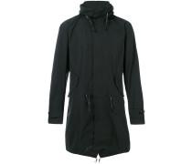 Mantel mit Kordelzug