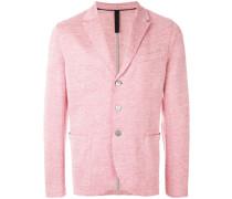 casual button blazer