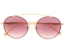 Sonnenbrille Farbverlauf
