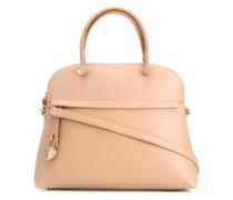 Handtasche mit Schloss - women - Leder