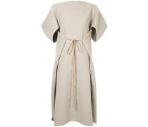 shift dress with tie waist