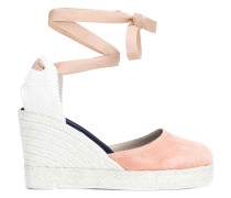 'Hamptons' Wedge-Sandalen