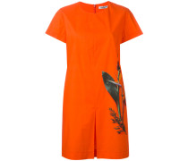 Hemdkleid mit Kellerfalte - women - Baumwolle