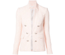 long sleeved fitted blazer