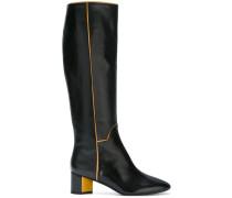 - Stiefel mit Blockabsatz - women