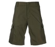 Shorts mit Logo-Patch