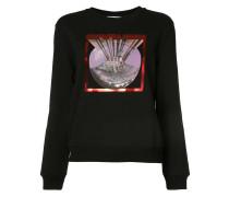 'Rave Mansion' Sweatshirt - women - Baumwolle