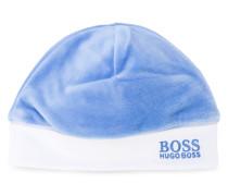 Mütze mit Logo-Bund