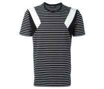 - Gestreiftes T-Shirt - men - Baumwolle - L