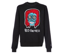 'Bu-sin-ness' Sweatshirt