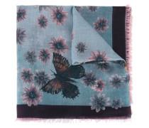 Garavani Schal mit Blumen-Print