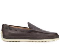 Loafer mit Bast-Zwischensohle