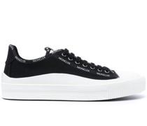 Glissiere Sneakers aus Canvas