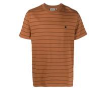 Gestreiftes S/S Denton T-Shirt