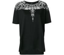 T-Shirt mit Druckgrafik-Print