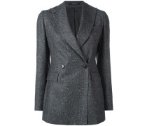 Taillierter Tweed-Blazer