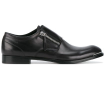 - Derby-Schuhe mit Reißverschluss - men - Leder