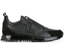 Sneakers mit Blitzprägung - men