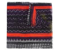 tribal scarf - women - Leinen/Flachs