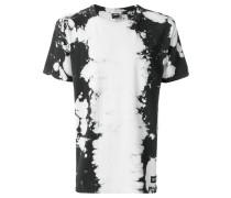 short sleeved tie dye T-shirt