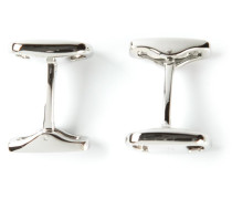 logo cufflinks