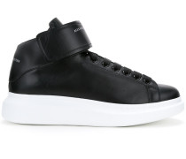 High-Top-Sneakers mit Kontrastsohle - men
