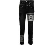x Mastermind Japan Skinny-Jeans