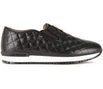 Gesteppte Slip-On-Sneaker - women - Polyurethan