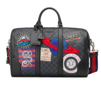 Night Courrier soft GG Supreme carry-on duffle