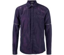 Schimmerndes Hemd - men - Baumwolle/Polyester
