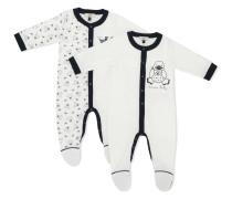 Pyjamaset mit Print