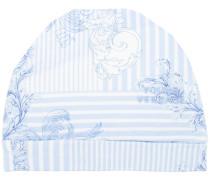 Mütze mit Barock-Print