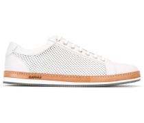- Perforierte Sneakers - men - Leder/rubber - 41.5