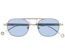 Runde 'Candidate' Sonnenbrille