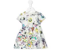 - Kleid mit Blumen-Print - kids