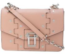 Studded Hava Chain Shoulder Bag