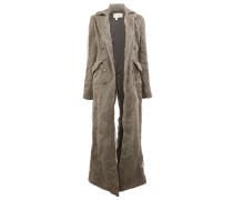 Mantel mit Zierketten