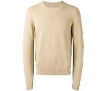 Pullover mit Kontrasborten