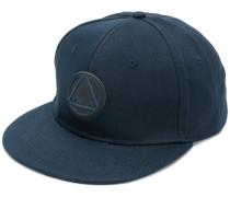 geometric logo baseball cap