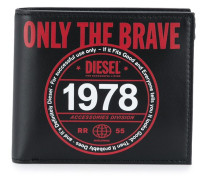 'Only the Brave' Portemonnaie