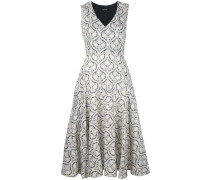 - Ausgestelltes Kleid mit Print - women