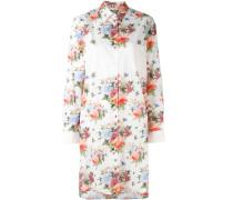 Hemd mit Blumenmuster - women - Baumwolle - 36