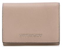 - Portemonnaie mit Logo-Schild - women