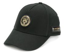 logo plaque baseball cap
